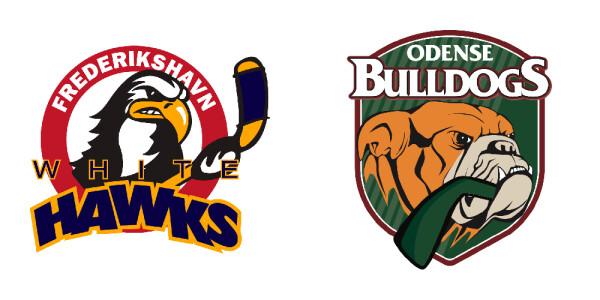 Frederikshavn White Hawks - Odense Bulldogs