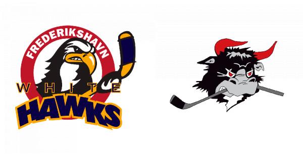 Frederikshavn White Hawks - Rødovre Mighty Bulls