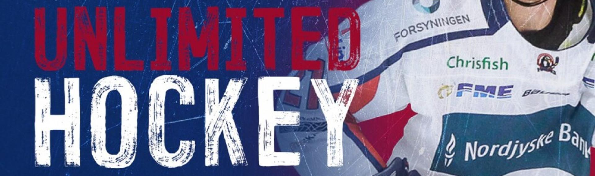 Sæsonkort / Unlimited Hockey
